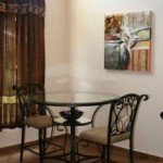 Dining One Bedroom Home